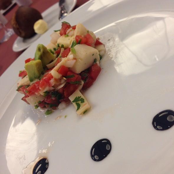 Ceviche De Palmito  - Quattro - JW Marriott Sta Fe, México, CDMX