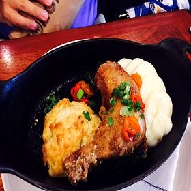 Sun Belt Fried Chicken Special - Borgne, New Orleans, LA