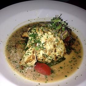 Grilled Chicken - Bistro Romano, Philadelphia, PA