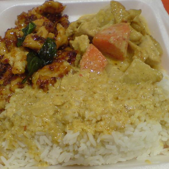 Elephant Express Thai Food