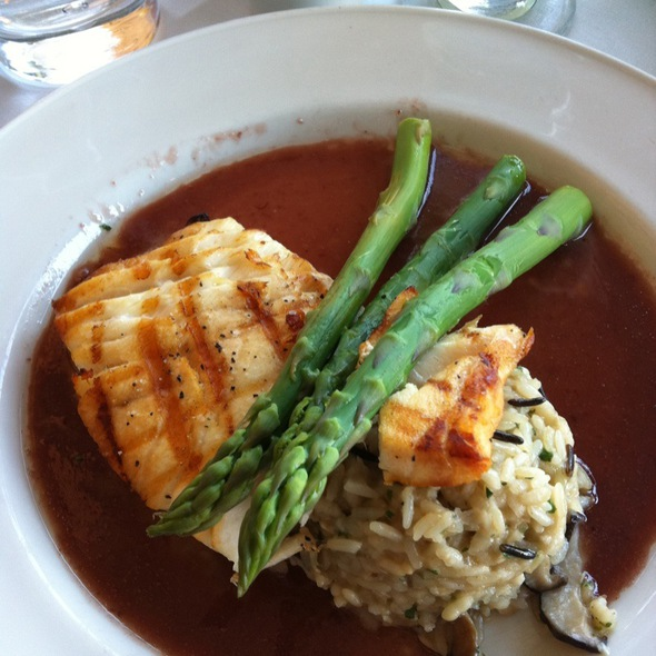 Chilean Sea Bass With Truffle Risotto - Peohe's - Coronado Waterfront Restaurant, Coronado, CA