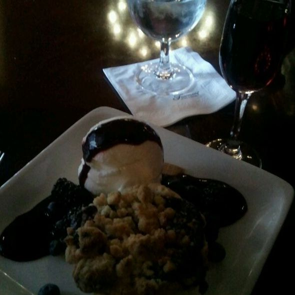 Blueberry Blackberry Pie  - Shuckers, Seattle, WA