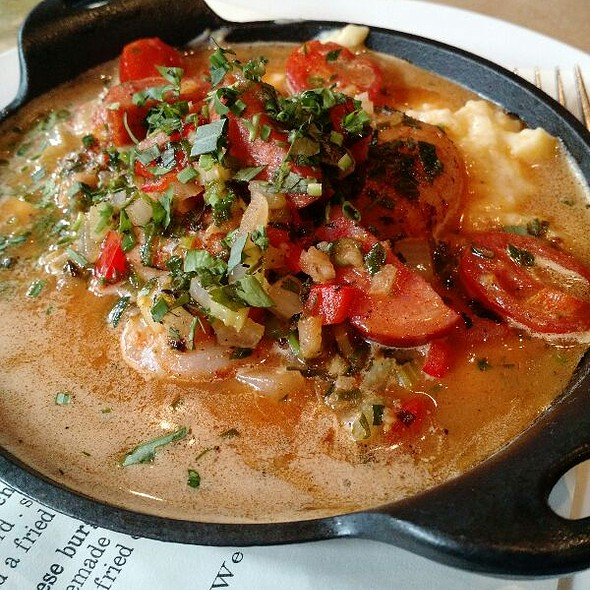 Shrimp & Grits - Restaurant Cotton, Monroe, LA