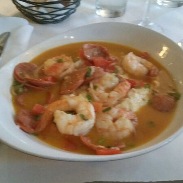 Shrimp and Grits - Georgia Brown's, Washington, DC