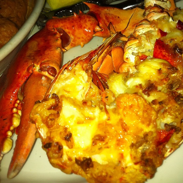 Lobster - Steve Fields Steak and Lobster Lounge, Plano, TX