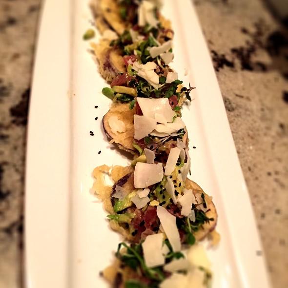 Eggplant Tuna Poke - The Venue Sushi Bar & Sake Lounge, Palm Desert, CA