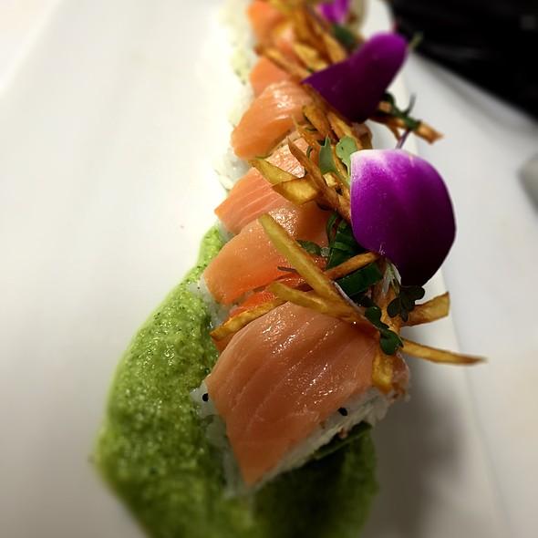 Smoked salmon - The Venue Sushi Bar & Sake Lounge, Palm Desert, CA