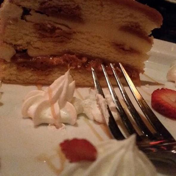 Salted Caramel Vanilla Crunch Cake - SAGE Woodfire Tavern - Alpharetta, Alpharetta, GA