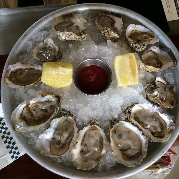 Rappahannock Oysters - 801 Chophouse - St. Louis, Clayton, MO