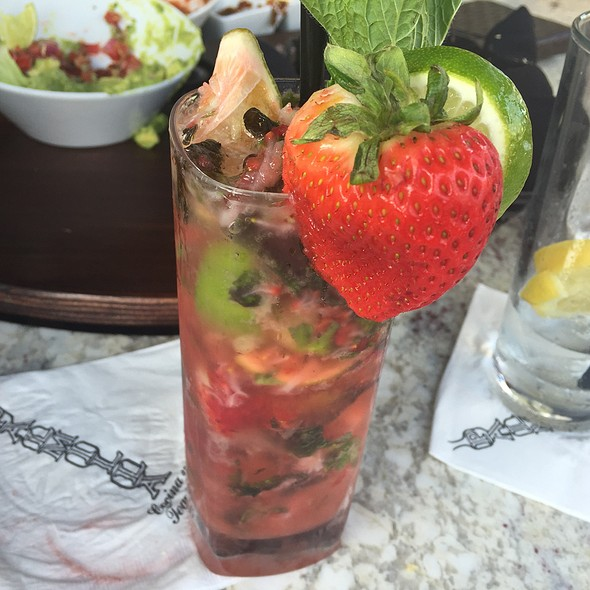 Strawberry Mojito - Palmilla Cocina Y Tequila, Hermosa Beach, CA