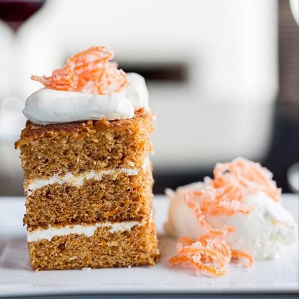 Carrot Cake - Tala American Bistro, Latham, NY