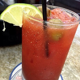 Bloody Mary - Bud Brew House, St. Louis, MO