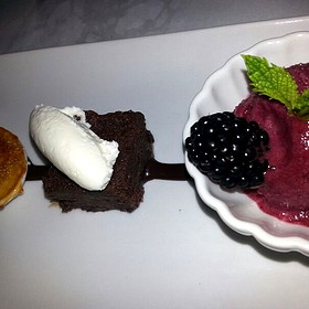 Dessert Trio - The Metro Wine Bar & Bistro, Oklahoma City, OK