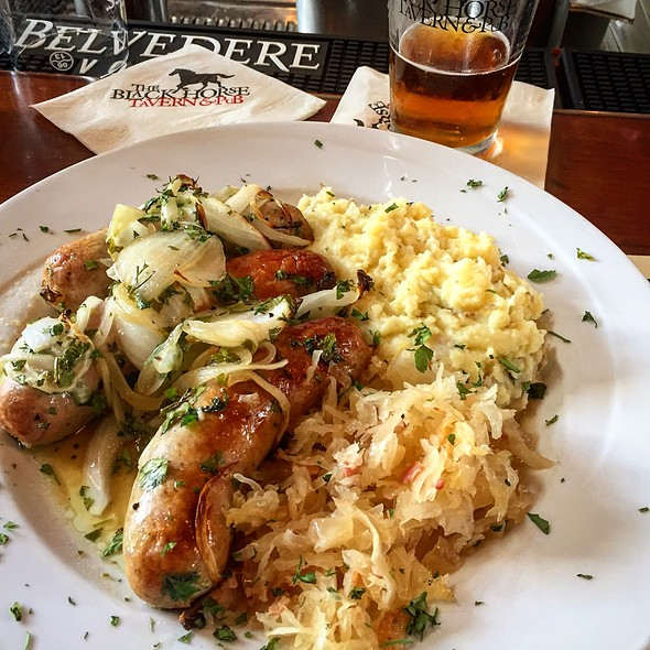 Beer Brats - The Black Horse Tavern, Mendham, NJ