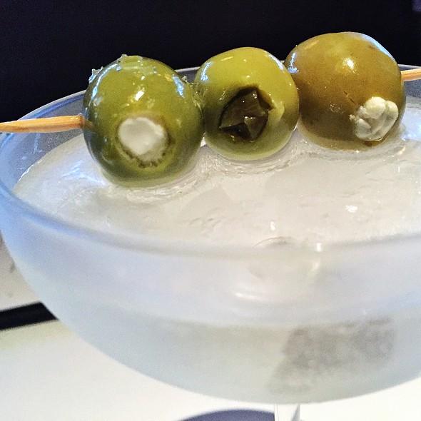 Chopin Martini - Bistro Aix, Jacksonville, FL