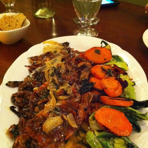Soft Shell Crabs, Sauteed With Vegetables - Via 45, Red Bank, NJ