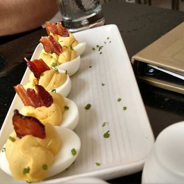 Deviled Eggs - Sway - Hyatt Regency Louisville, Louisville, KY