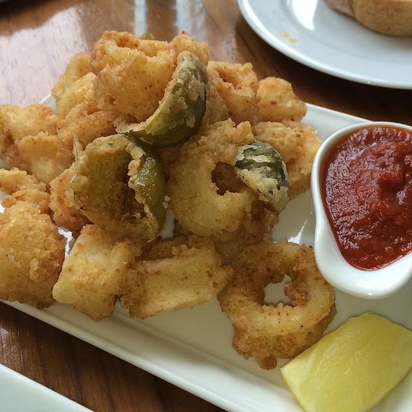 Calamari Fritti - Stella 34 Trattoria, New York, NY