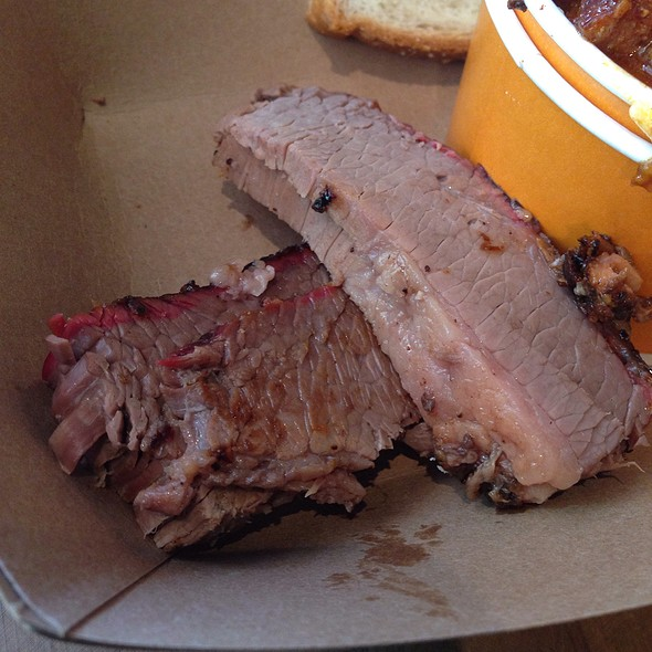 Brisket - Hill Country Barbecue Market - DC, Washington, DC