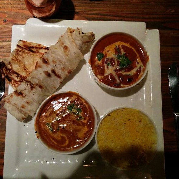 Butter Chicken - Khazana - Fine Indian Cuisine, Edmonton, AB