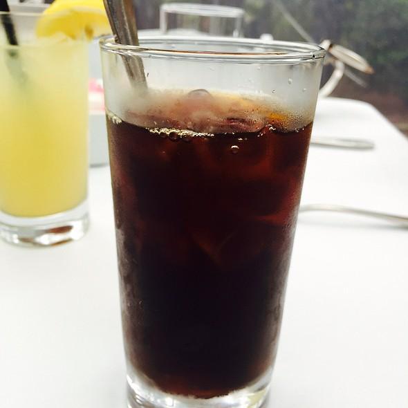 Iced Coffee - New Leaf Restaurant & Bar, New York, NY