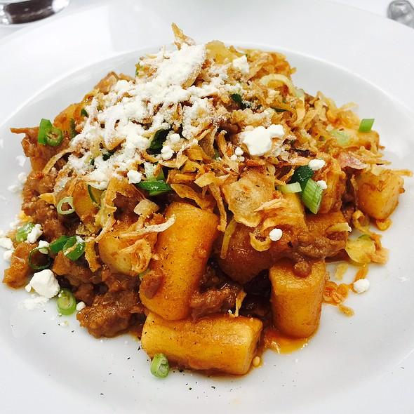 Crispy Rice Gnocchi - New Leaf Restaurant & Bar, New York, NY