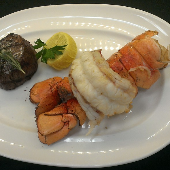 Surf And Turf - The Broiler Steak & Seafood - Boulder Station Hotel & Casino, Las Vegas, NV