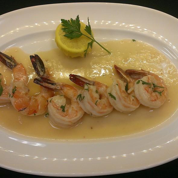 Shrimp Scampi - The Broiler Steak & Seafood - Boulder Station Hotel & Casino, Las Vegas, NV