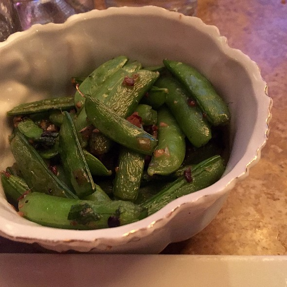 Snap Peas - Cashion's Eat Place, Washington, DC