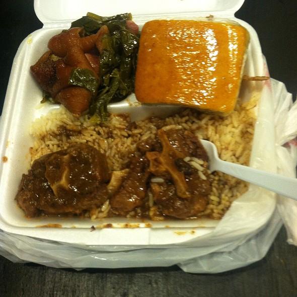 Mikki S Soul Food Houston Tx