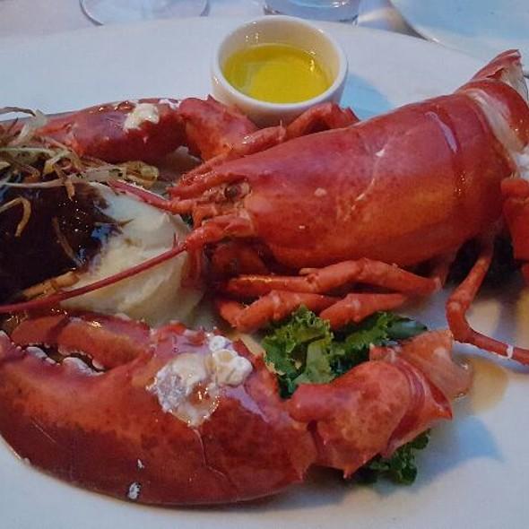 Filet Mignon & Lobster Tail Surf & Turf - Crab Catcher, San Diego, CA