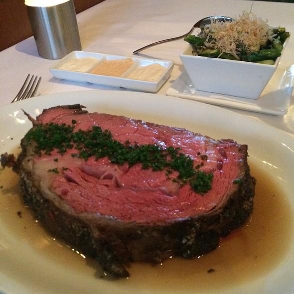 Alexander S Steakhouse Sf Restaurant San Francisco Ca