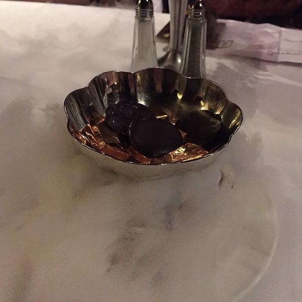 Chocolate On Dry Ice - The Steakhouse at Harrah's - Harrah's Reno, Reno, NV