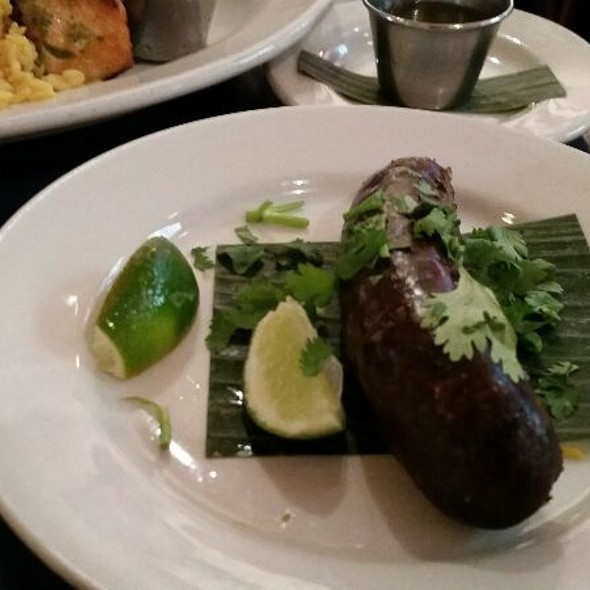 Blood Sausage - Bogota Latin Bistro, Brooklyn, NY