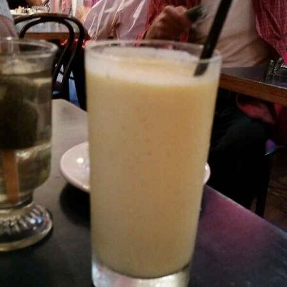 Fresh Mango with Milk Ice - Bogota Latin Bistro, Brooklyn, NY