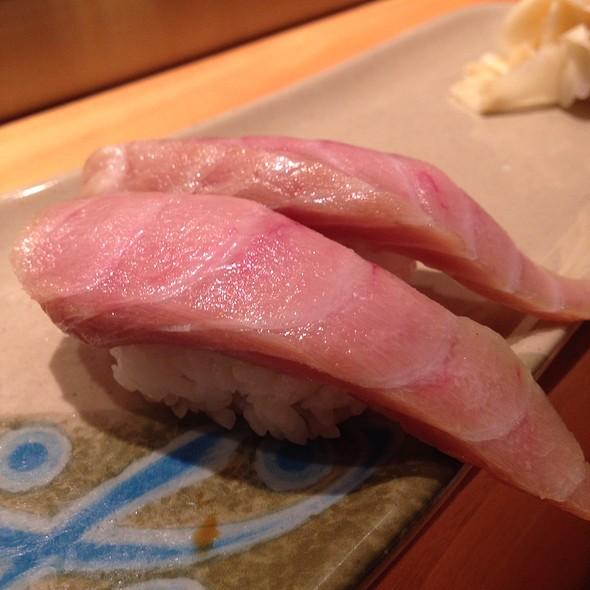 Smoke Salmon - Sushi Sho, El Cerrito, CA