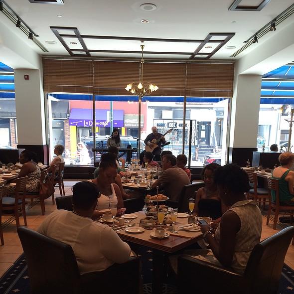 Afternoon  Tea - Chez Colette - Sofitel Philadelphia, Philadelphia, PA