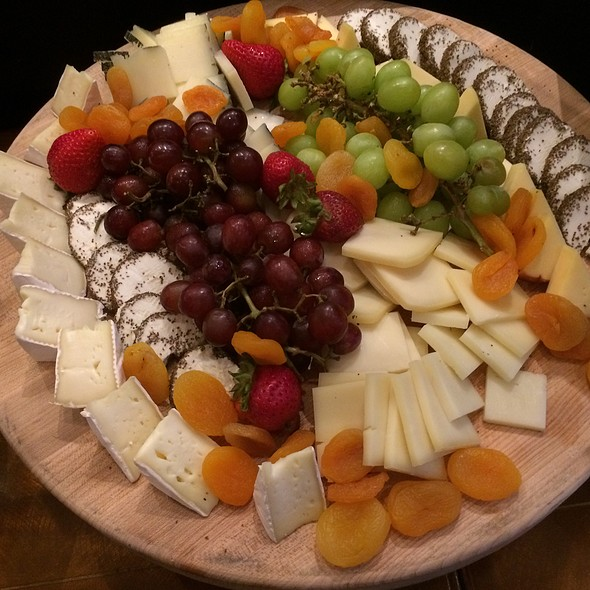 Cheese - Chez Colette - Sofitel Philadelphia, Philadelphia, PA