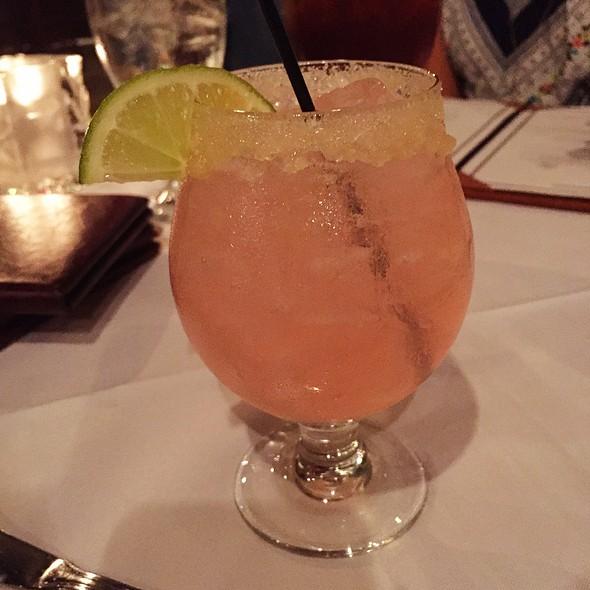 Rhubarb Margarita - Alligator Soul, Savannah, GA