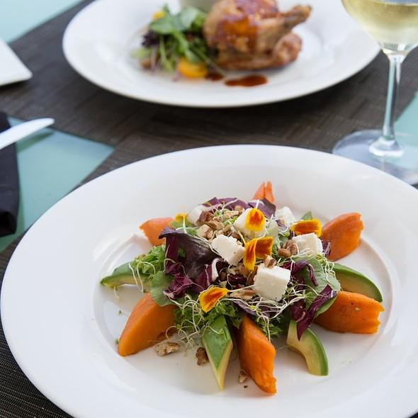Avocado And Feta Salad - Area 31 - Epic Hotel, Miami, FL