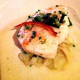 Chilean Seabass - Chez Francois - Vermilion, Vermilion, OH