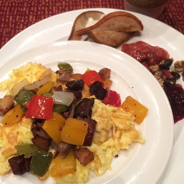 Brisket Scramble - Major Neighbors at the Hyatt Regency Lost Pines, Cedar Creek, TX