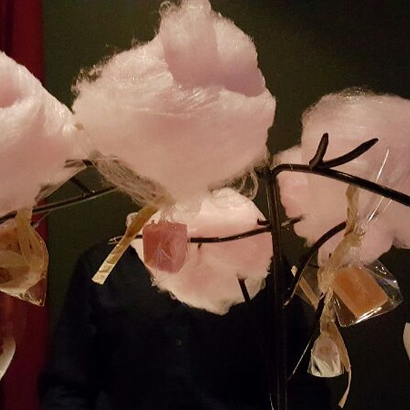 Cotton Candy Dessert Tree - Europea, Montreal, QC