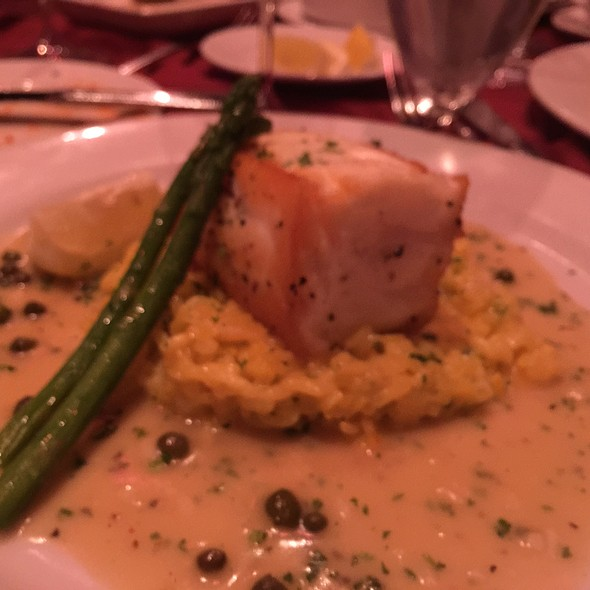 Chilean Seabass And Risotto - Bootlegger Bistro, Las Vegas, NV