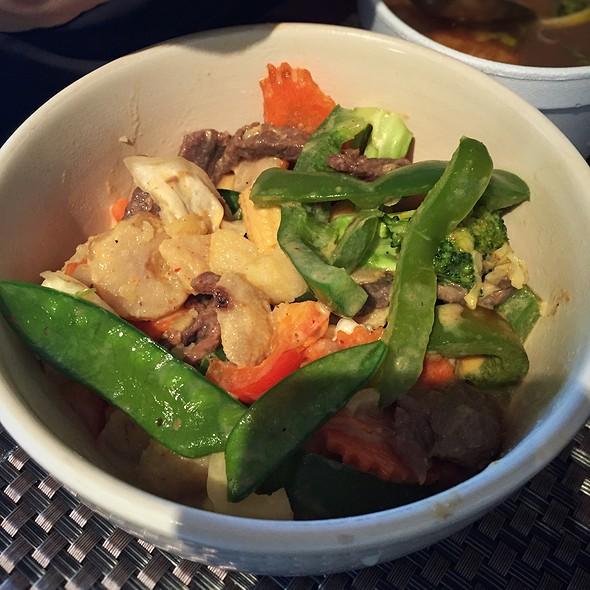 Bangkok Cuisine Kitchener Menu