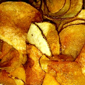 House-made Chips - Fleming's Steakhouse - Tampa, Tampa, FL