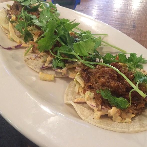 BBQ pork tacos - Scott's Bar & Grill, Edmonds, WA