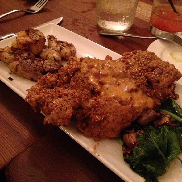 Chicken Fried Steak - Hops & Hominy, San Francisco, CA