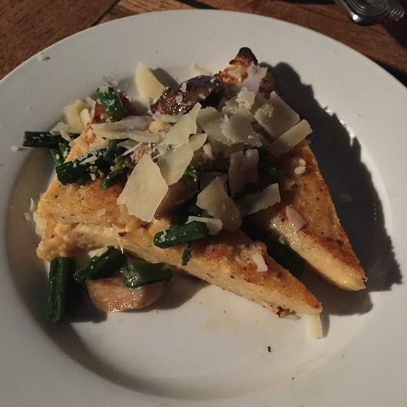Hamakua Mushroom Polenta - Blue Dragon Restaurant, Kamuela, HI