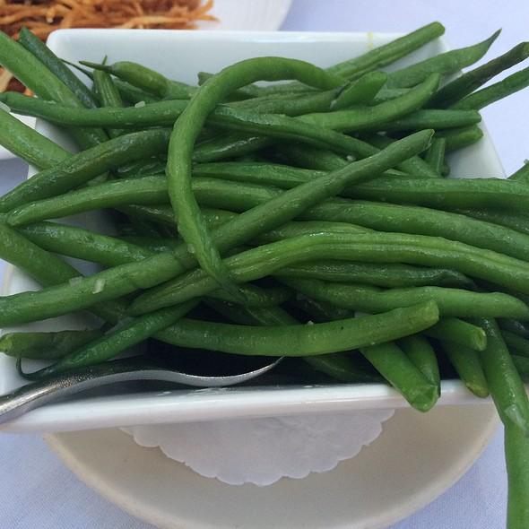 Green beans - Bobby Van's Steakhouse - DC, Washington, DC